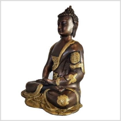 Erleuchteter Buddha Dhyana Mudra 25cm links