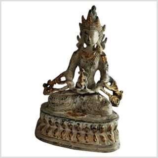 Amitayus Nepali grüngold Seite Links
