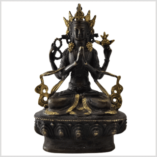 Avalokiteshvara 17cm Vorne