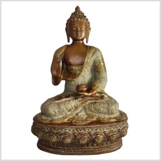 Lehrender Buddha 33cm 4kg Vorderseite